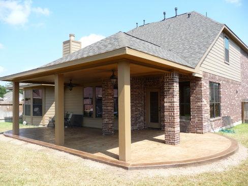 Genial Patio Cover Houston, Texas Specializing In Patio Covers, Custom Patio Covers  Houston, TX